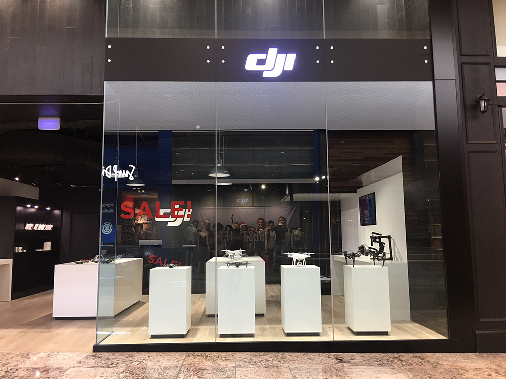 DJI Store Brisbane (Indooroopilly) - Grand Opening - 04/11/2017