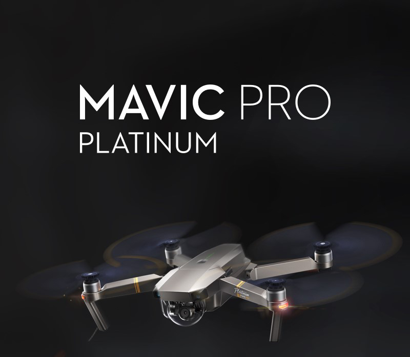 DJI Mavic Pro Platinum Australia on Sale at D1 Store