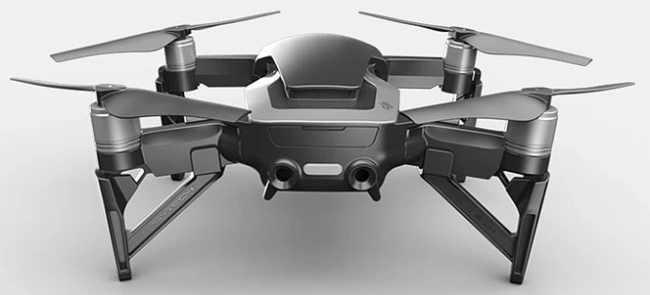 DJI PGYTECH Mavic Air – Landing Gear Extensions for Mavic Air Australia (Exclusively designed for Mavic Air) at D1 Store