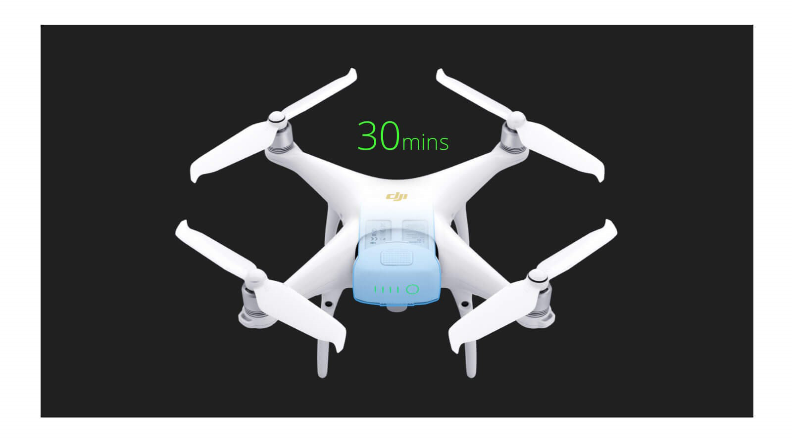 DJI Phantom 4 Pro V2.0 (Intelligent Batteries) at D1 Store Australia