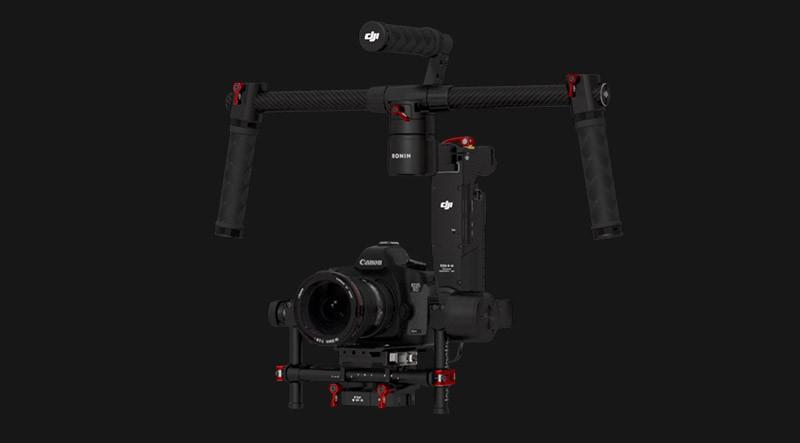 DJI Ronin-M (Endless Shooting Scenarios, One Flexible Solution) at D1 Store Australia